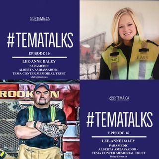 #TemaTalks Episode 16: Lee-Anne Daley