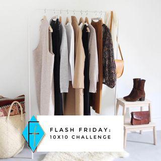 Flash Friday 009: 10x10 Challenge