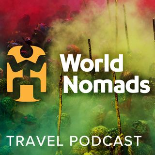 Amazing Nomads: Lucy Barnard - Walking the Length of the Earth