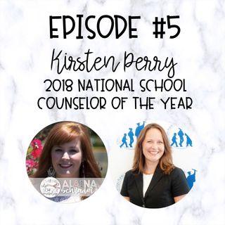 CEC: Episode 5- Kirsten Perry 2018 SCOY
