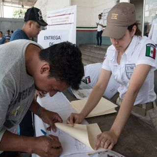 México retoma entrega de visas humanitarias