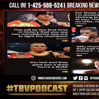 "☎️Haney vs Diaz Jr Mandatories OPP OUT😤NO Contract😢NO Offer🧐""You're A BUM""❗️"