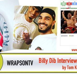 WrapsonTV Billy Dib Interview Audio