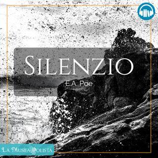 SILENZIO • E A Poe ☎ Audioracconto ☎ Storie per Notti Insonni ☎