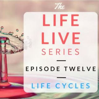 Life Live Episode 12 - Life Cycles   Suicide, Depression and Life Lessons