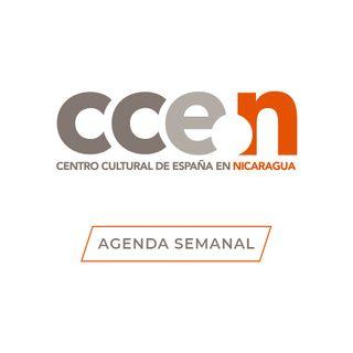 2020 Agenda Cultural de Nicaragua de la Semana - 18 al 25 septiembre