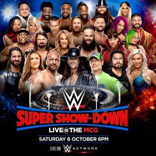 WWE Super Show-Down Prevew - Episode 402