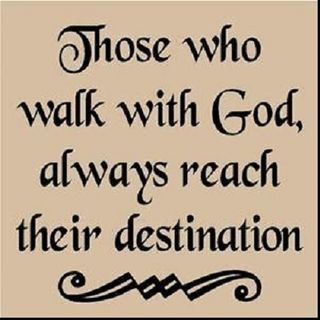 Criteria for Walking with God 2