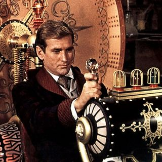Season 4 :  Episode 162 - CLASSIC NOVEL- H G Well's The Time Machine / The Time Machine (1960)