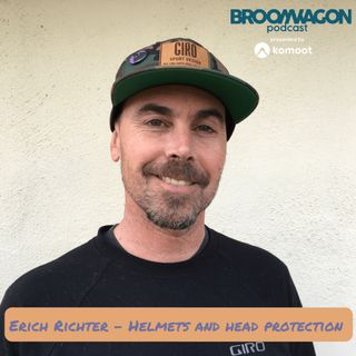 Helmets and Head protection with Eric Richter #bikehelmets
