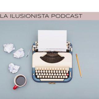 La Ilusionista : Cómo salir de un bloqueo creativo.