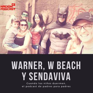 CLND 046 Vacaciones en @ParqueWarner Warner Beach y @sendaviva @cuandoduermen Patrocinado por @Tutetecom