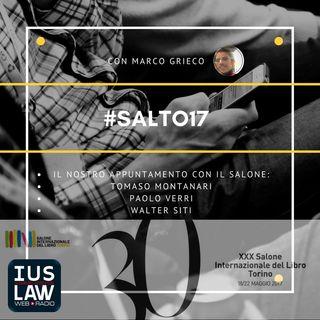 #SalTo30 Lo Speciale Salone Internazionale del Libro Torino 2017