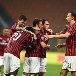 Milan 3 - Parma 1: un mercoledì da leoni!