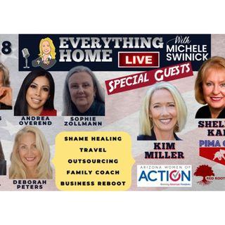 218 LIVE: Healing, Travel, Outsourcing, Family Coach, Business Boost, Women, GOP