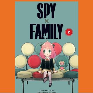 Graphic Thoughts #11 Manga Manga with Kingdom of Z, Spy Family, and Syrup