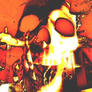DUG GRAVES HORROR AND HALLOWEEN RADIO PARTY LIVE ON KCBP 95.5 FM Part 1