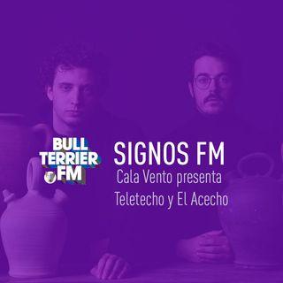Cala Vento presenta Teletecho y El Acecho en SignosFM
