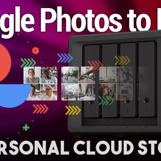 Hands-On Tech: DIY Google Photos Alternative