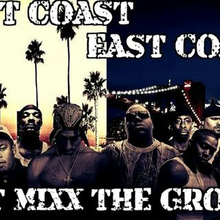 HOT MIXX THE GROOVE COAST TO COAST