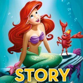 Little Mermaid - Bedtime Story (Princesses)
