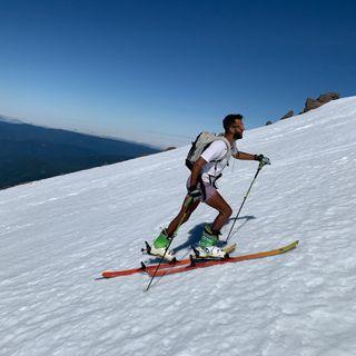 Episode 12: Benjamin Alexander- Jamaican Ski Team
