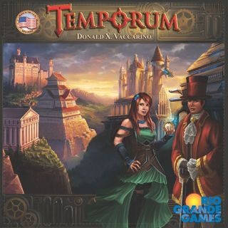 Out of the Dust Ep30 - Temporum