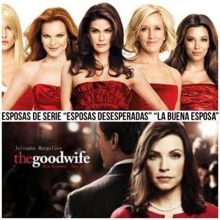 Episodio 15 Esposas de serie (desesperadas y la buena esposa)