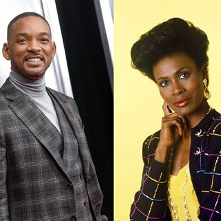 Will Smith & Original Aunt Viv Reunite After 27 Year Fued