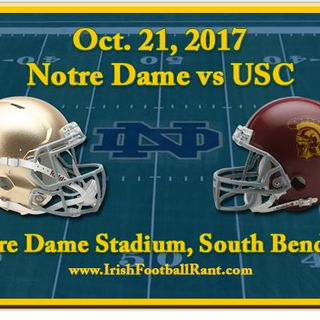 Irish Football Weekly:Notre Dame-USC Preview W/Tony Hunter