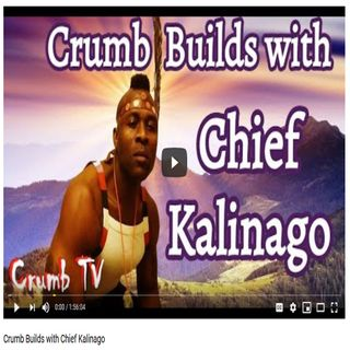 Crumb Builds with Chief Kalinago (#Taxes, #TransAtlanticSlaveTrade, Are We From #Africa, #Government)