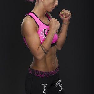 Pre Fight Interview Lacey Schuckman