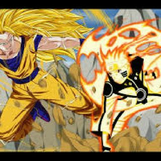 Naruto and Dragonball Z