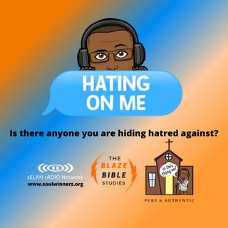 Hiding Hatred -DJ SAMROCK
