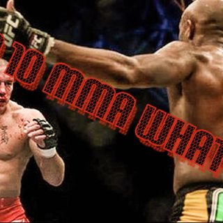 Top 10 MMA what-ifs