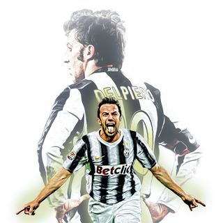 #27 Alessandro Del Piero, la linguaccia più famosa del calcio Italiano
