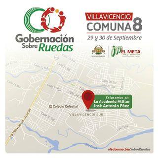 0168 PROMO GOBERNACIÓN SOBRE RUEDAS VILLAVICENCIO