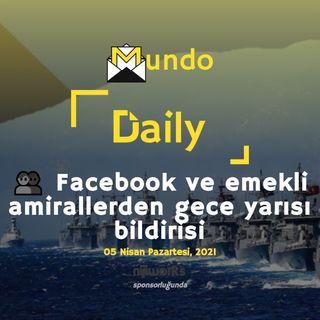 👥 Facebook ve emekli amirallerden gece yarısı bildirisi