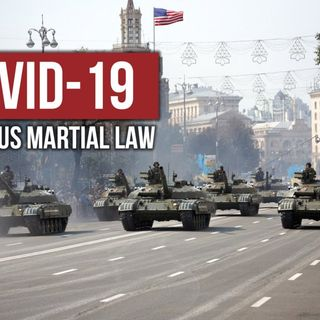 Martial Law Coming? The Big Sarge Show (EP 596)