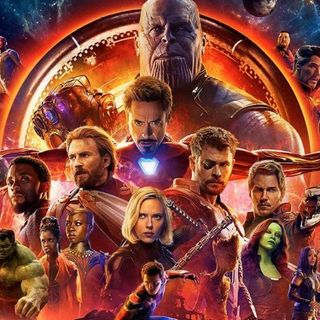 Infinity War!! What we expect and what we love going into it!
