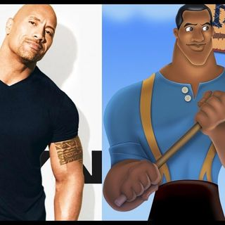 The Rock and the Racial divide.