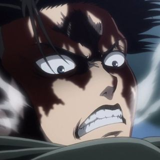 Levi has a MASTER PLAN! (Attack on Titan / Shingeki no Kyojin Eren New Form vs. Levi Fight)
