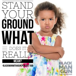 568 - What Does Stand Your Ground Really Mean?