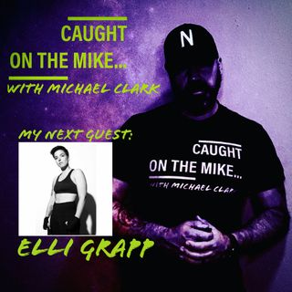 """Episode 27- """"In This Corner"""" with boxer Elli Grapp"""