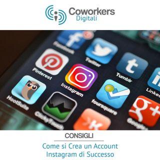 Come si Crea un Account Instagram di Successo