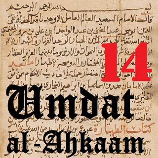 UA14 Janaabah: Post-Intercourse Impurity (Part 2 of 3)