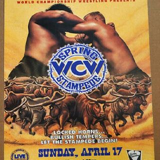 ENTHUSIATIC REVIEWS #171: WCW Spring Stampede 1994 Watch-Along