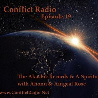 Episode 19 - The Akashic Records & A Spiritual Awakening with Ahonu & Aingeal Rose