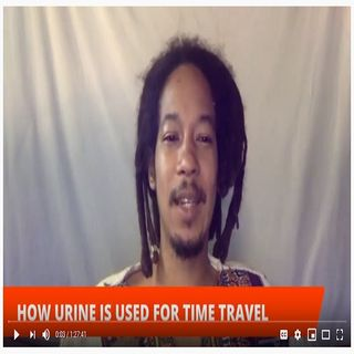 HOW URINE IS USED FOR TIME TRAVEL #MandellaEffect #Plasma #StarGate #Periodt - Crumb TV Audio from #CrumbTV ( #GetSNATCHED )