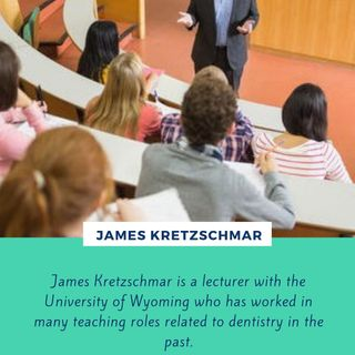 James Kretzschmar A Multitalented Man